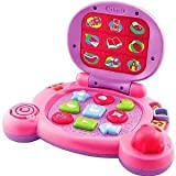 VTech Baby's Pink Laptop