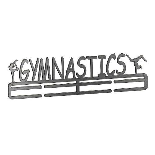 Amazon.com : Lizatards Gymnastics Medal Display Holder