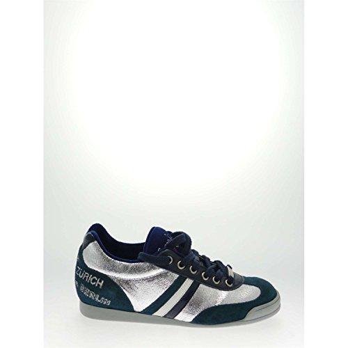 Serafini Sport 756 Sneakers Donna Pelle/camoscio Multicolor Multicolor 41