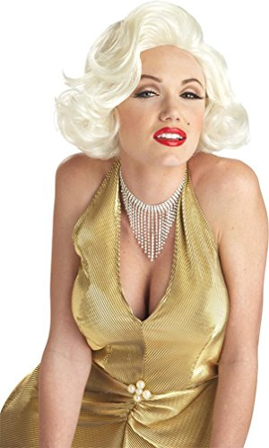 California Costume Collection - Classic Marilyn Monroe Wig - One Size