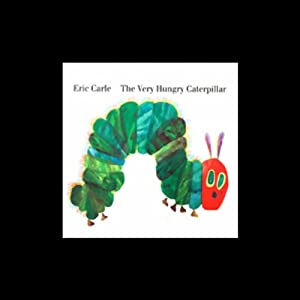 The Very Hungry Caterpillar Audiobook