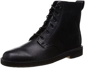 [クラークス] CLARKS デザートマリ 26110038 Black Leather(ブラックレザー/080)