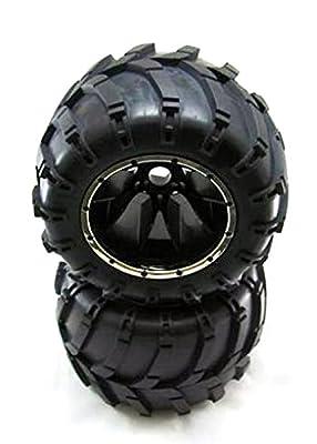 Redcat Racing Wheels Complete, 2 Piece Vehicle