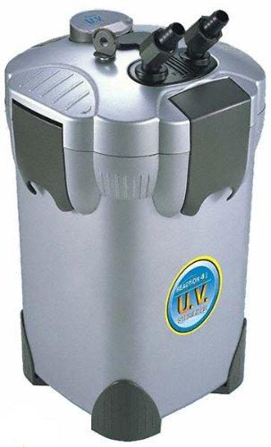 JBJ Reaction 4-Stage Canister Filter + UV EFU-35