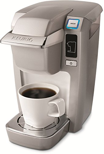 Keurig K10 Mini Plus Brewing System, Platinum