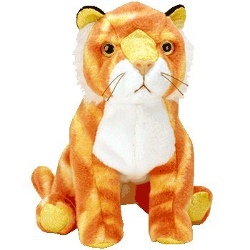 Ty Beanie Baby - The Tiger Chinese Zodiac back-962316