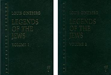 Legends of the Jews (JPS Classic Reissues)