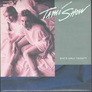 SHE'S ONLY 20 7 INCH (7 VINYL 45) UK CHRYSALIS 1988