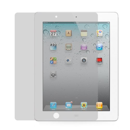 Gtmax Clear Lcd Screen Protector Films For Apple Ipad 2 2Nd Generation - (2-Pack) Clear Newest Model