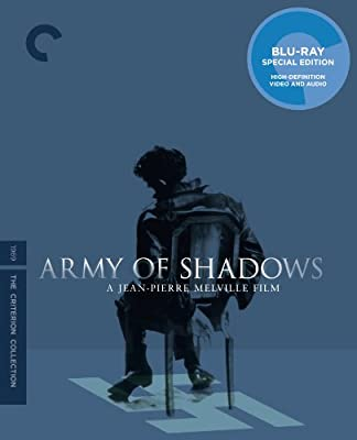 Army of Shadows (The Criterion Collection) [Blu-ray]