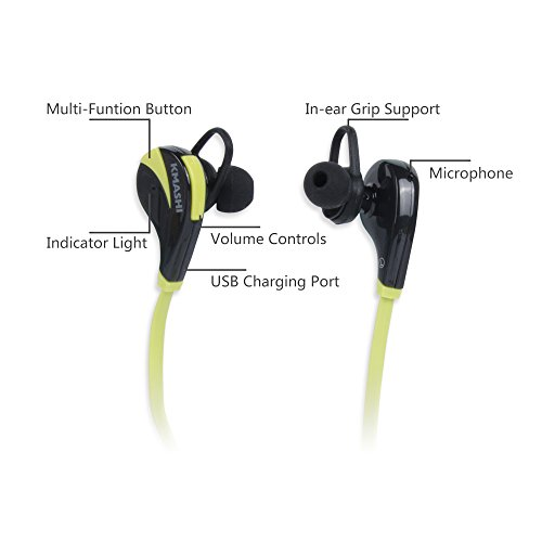KMASHI Arma K3 Mini Bluetooth Headset