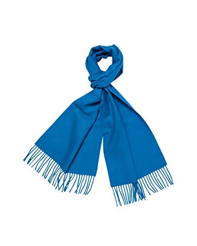 a & R Cashmere Women's Baby Alpaca Solid Scarf, Royal Blue