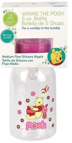 Pooh Bear Deluxe Baby Bottle