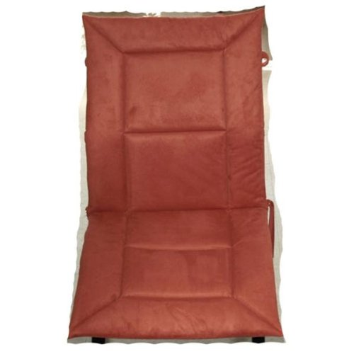 Kettler 410552 Cushion for Low-Backed Recliner Chair 102 x 47 x 4 cm Terracotta