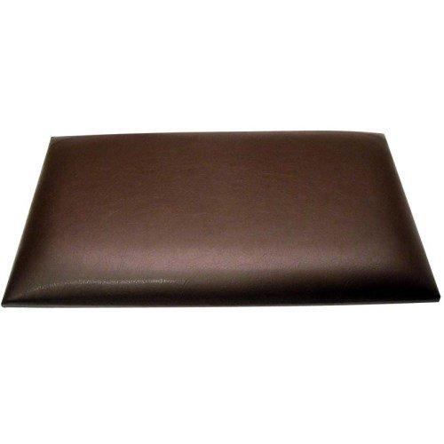 KORN Sitzpolster Klavierbank Vinyl Braun