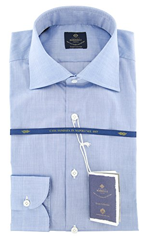 new-luigi-borrelli-light-blue-solid-extra-slim-shirt