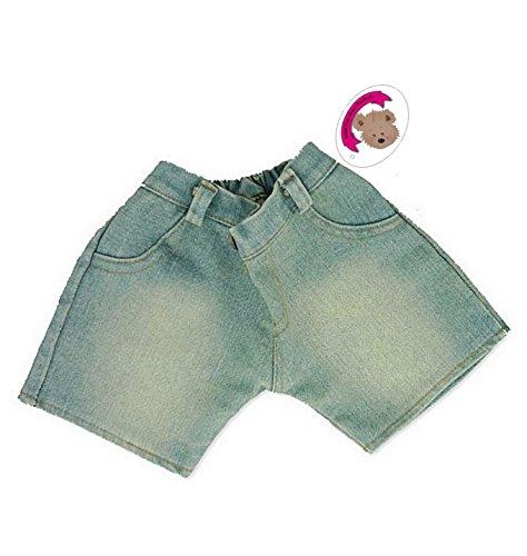construya-su-bears-armario-15-inch-ropa-fit-construye-oso-jeans-stonewashed-disfraz