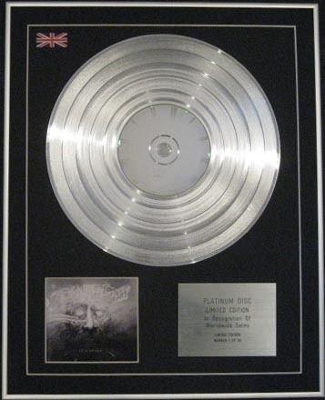 Cfr. la prossima THURSDAY Ltd-CD Platinum Disc-intervalli