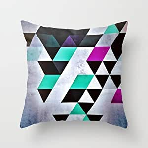 Inexpensive Throw Pillow Inserts : Amazon.com - Simple Design Cheap Pillowcase Mydnyss Throw Pillow