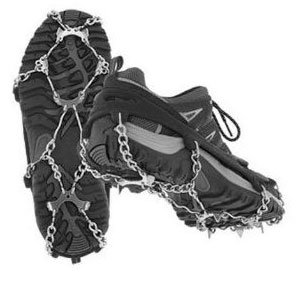 Top Kahtoola MICROspikes Traction System - Black X-Large