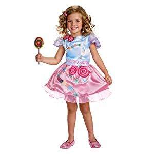 Candyland games kids' costume!