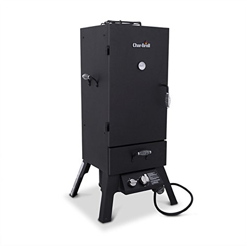 Char-Broil CB-600X-LP Gas Smoker