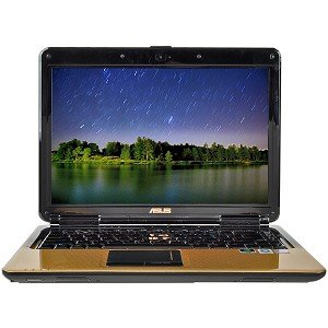 Asus X83VB-X1 Core 2 Duo T5800 2.0GHz 4GB 250GB DVD�RW DL 14.1 Vista Familiar with Premium w/Webcam