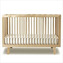Hot Sale Oeuf Sparrow Crib, Birch
