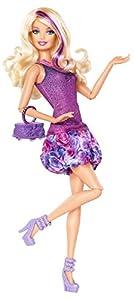 Barbie Fashionistas Purple Dress Doll