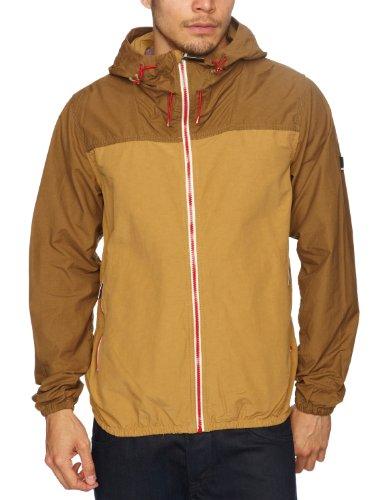 Bench Jargon Men's Jacket Sepia Brown XX-Large