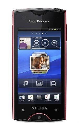 Sony Ericsson Xperia Ray pink