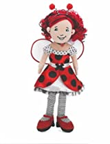 Manhattan Toy Groovy Girls Lana Ladybug from Manhattan Toy