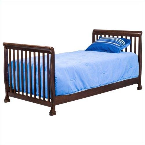 Da Vinci Kalani Kids Bed In Espresso - Twin front-708493