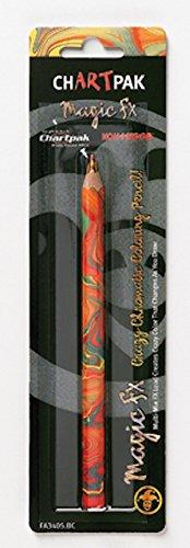 Koh-I-Noor Magic FX Pencil, 1 Each, Original Mix (FA3405.BC) (Tamaño: Single)