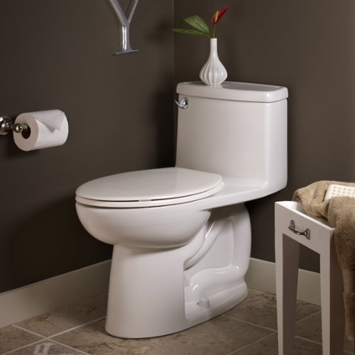 American Standard Compact Cadet 3 Flowise Toilet Steam