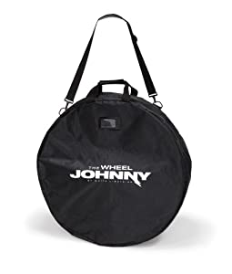 White Lightning Wheel Johnny Protective Cover and Carry Case by Finish Line Technologies, Inc.