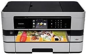 Brother Printer MFCJ4710DW Wireless Color Inkjet All in One Printer