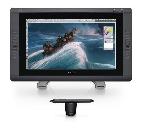 Wacom Cintiq 22HD 21-Inch Pen Display Tablet, Black ...