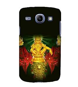 printtech Lord Murugan South India Back Case Cover for Samsung Galaxy A7::Samsung Galaxy A7 A700F