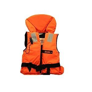 Rettungsweste Schwimmweste 70 - 90 Kg ohnmachtsicher