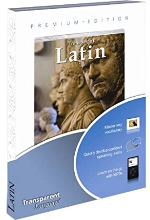 Transparent Latin Premium