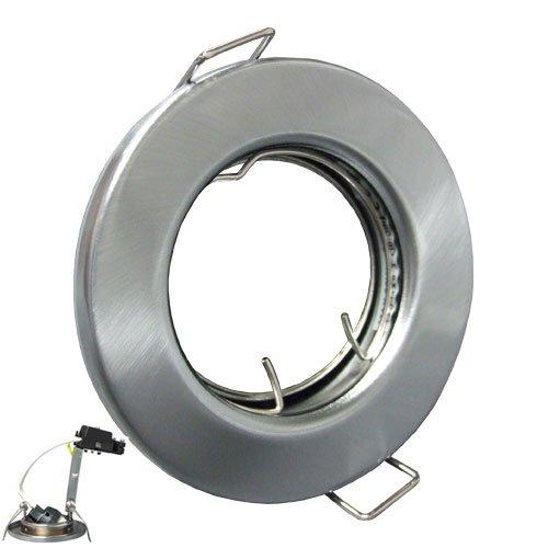 10-x-downlight-gu10-240v-brushed-satin-chrome-light-fitting