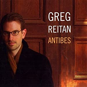 Greg Reitan - Antibes cover