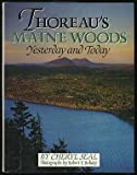 img - for Thoreau's Maine Woods: Yesterday and Today book / textbook / text book