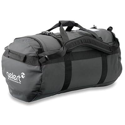 Gelert Camping/trip Expedition 90l Cargo Bag/rucksack Black by OV