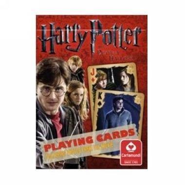 Cheap CARTAMUNDI HARRY POTTER PLAYING CARDS (B004RILCR6)