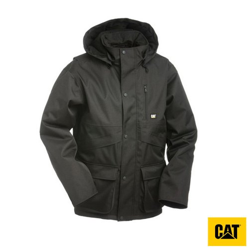 Caterpillar Insulated Technical Mens Hooded Jacket
