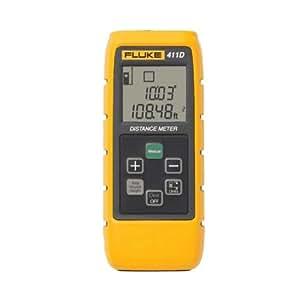 Fluke 411d Laser Distance Meter Home Improvement