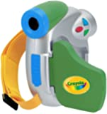 Crayola Digital Camcorder Green 32070N 5.1 MP