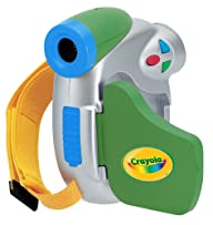 Crayola Digital Camcorder Green 32070…
